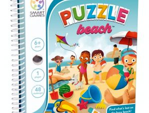SmartGames μαγνητικό επιτραπέζιο 'Puzzle Beach' (48 challenges)