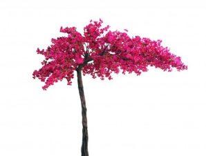 SpaceGreen Τεχνητό Δέντρο Βουκαμβίλια Ροζ 320 εκ.