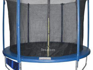 Buba Τραμπολίνο με Δίχτυ και Σκάλα 244cm