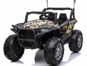 OEM Παιδικό ηλεκτρικό στρατιωτικό Jeep Buggy 4X4 XXL 24Volt