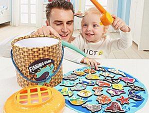 Παιχνίδι ψαρέματος μαγνητικό – Top bright 26 τεμ.
