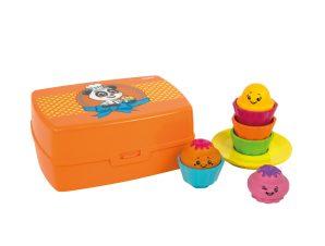 Tomy Shake & Sort Cupcakes Τ72546